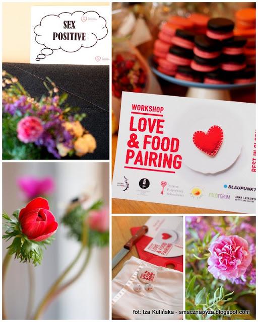 warsztaty kulinarne, blogerki raze, grupa blogerek, morning glory, afrodyzjaki, afrodyzjak, food pairing,