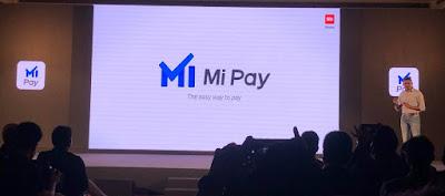 Xiaomi launches Mi-Pay