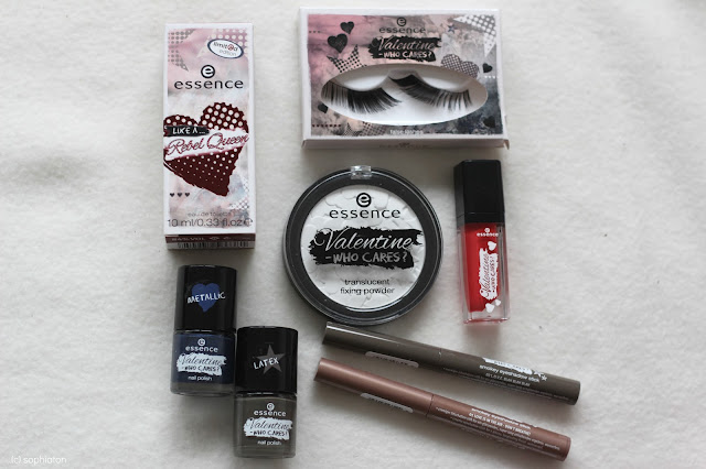 "Essence ""Valentine – who cares?"" Limited Edition"