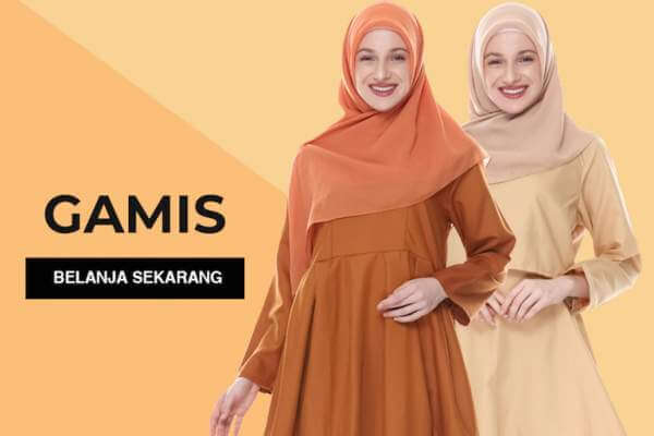Tips Berbelanja Gamis Muslimah 2019
