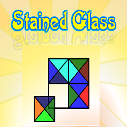 Stained Glass (Logical Thinking Brain Game)