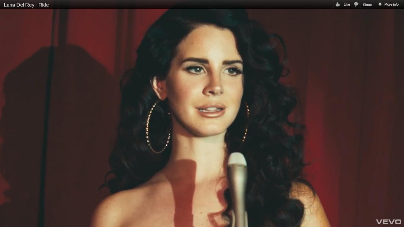 Cherie S Beauty Blog Lana Del Rey Ride Inspired Makeup