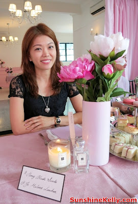 Jo Malone Peony & Blush Suede, Jo Malone London, Fragrance, Scented Candle, tea party