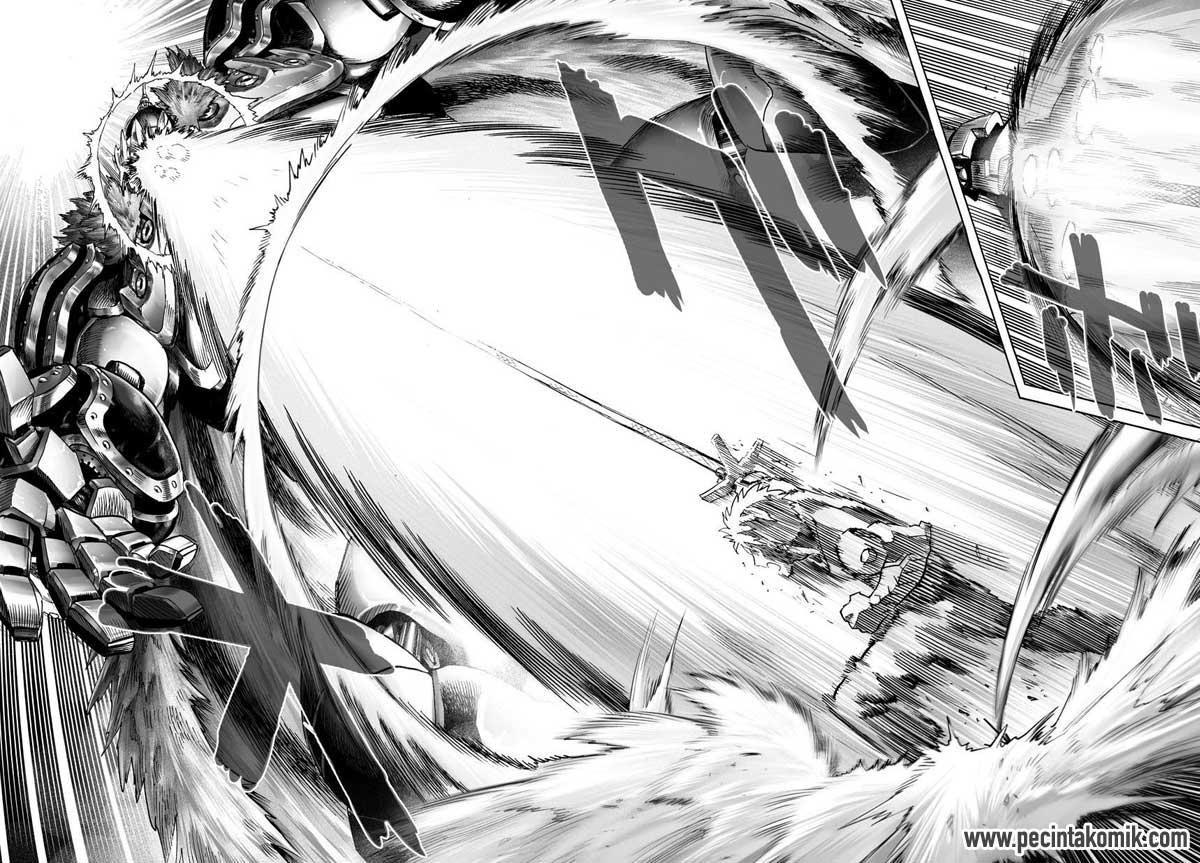 Baca Komik One Punch Man Chapter 51 Bahasa Indonesia