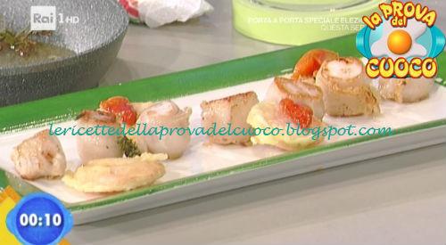 Tacchino lardellato con chips di patate ricetta Marretti da Prova del Cuoco