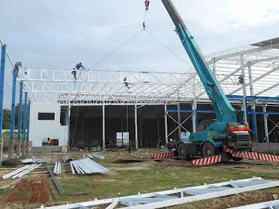 jasa konstruksi bangunan pabrik