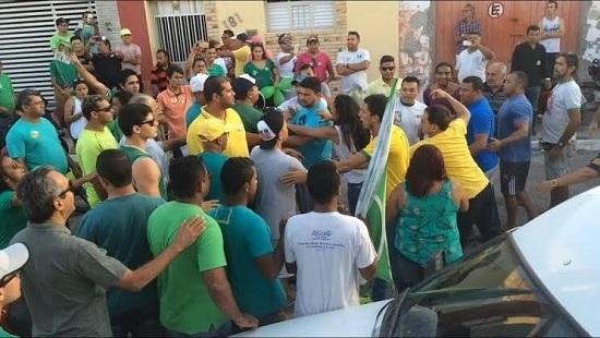 Macau: Campanha chega na reta final com atos de violência contra partidários de Tulio Lemos