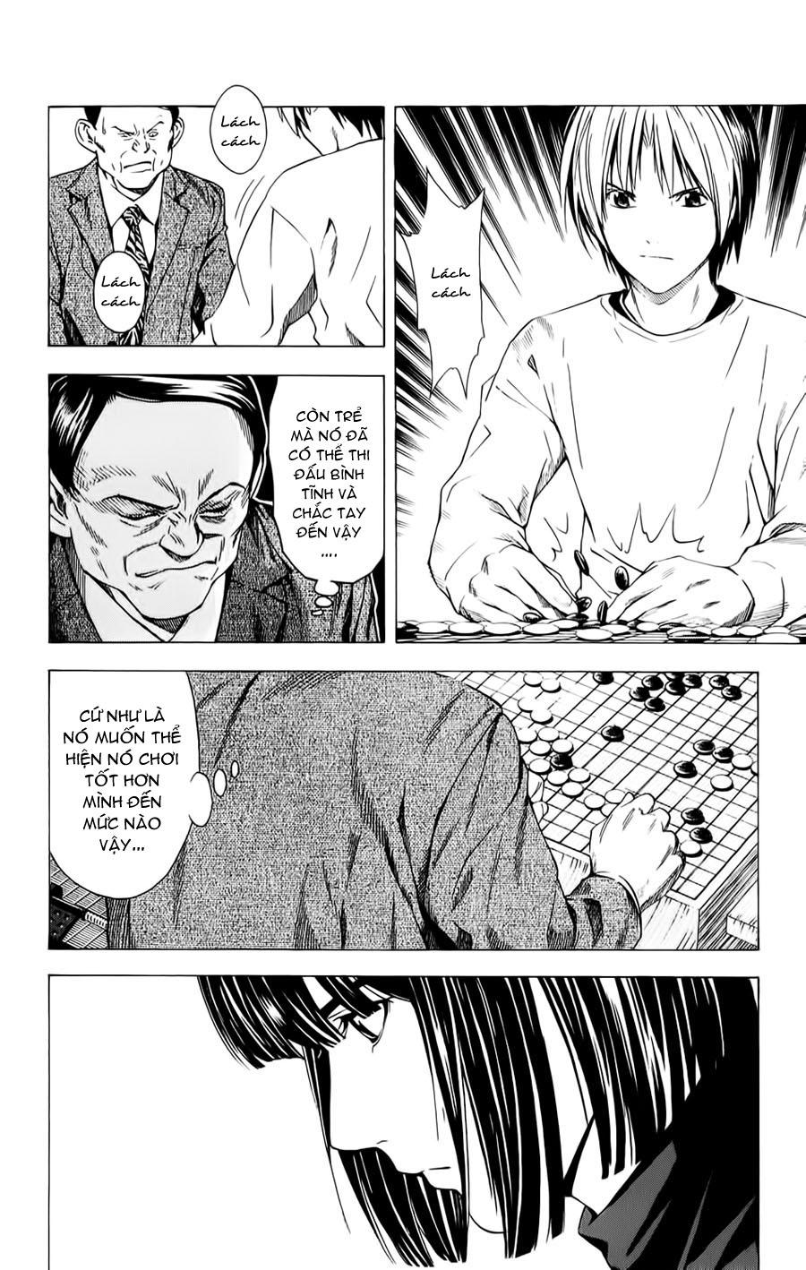 Hikaru No Go hikaru no go chap 153 trang 15