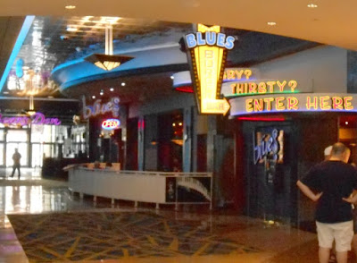 Blues Burger Bar at Seneca Niagara Resort & Casino - Niagara Falls