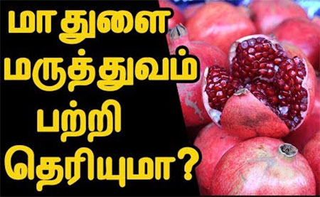 Health Benefits of pomegranate | Health Tips in Tamil