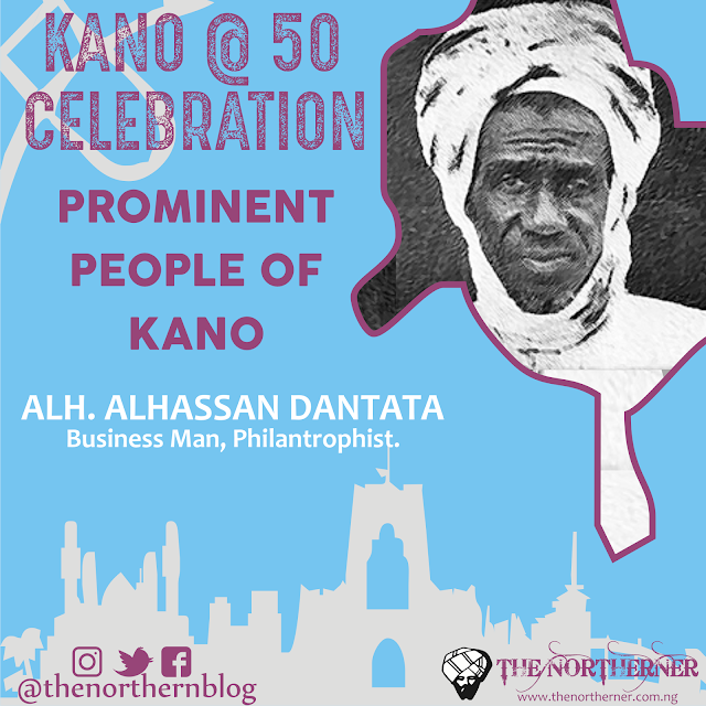 KANO AT 50, CELEBRATING PROMINENT PEOPLE OF KANOKANO AT 50, CELEBRATING PROMINENT PEOPLE OF KANO