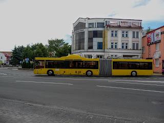 Пинск. Троллейбусы