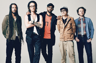 The punch is spiked and I wanna keep the lights on Incubus - Familiar Faces