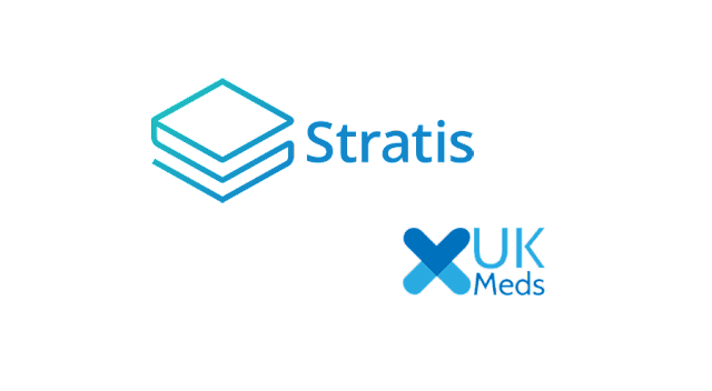 UK based Online Pharmacy Sign a Contract Stratis to use Blockchain