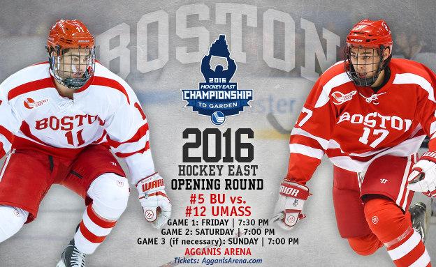 The Terrier Hockey Fan Blog: Game Day: BU hosts UMass in
