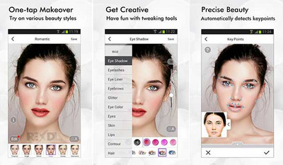 Perfect365: One-Tap Makeover APK 6.11.17 (Full Unlocked)