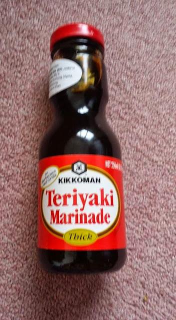 Teriyaki Marinated sauce Malaysia
