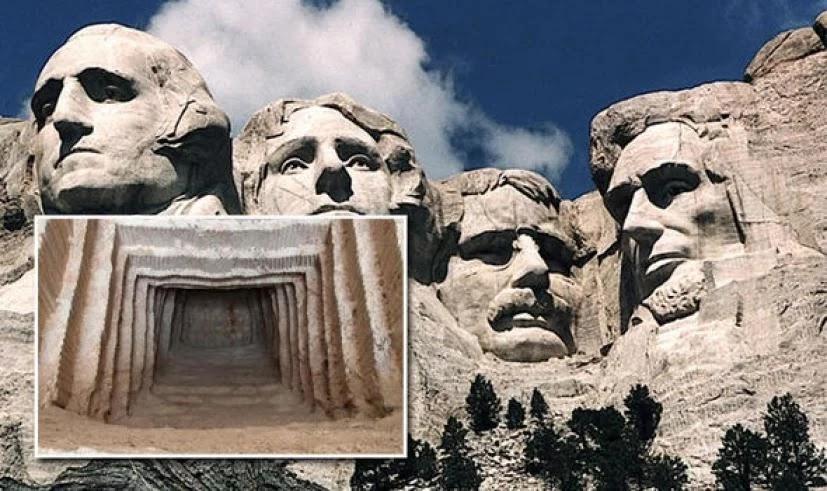 Το μυστικό δωμάτιο στο «βουνό των προέδρων» στις ΗΠΑ – Ολοκληρώθηκε έπειτα από μισό αιώνα στο ιερό μέρος των Ινδιάνων