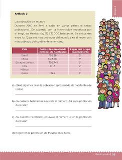 Apoyo Primaria Desafíos Matemáticos 5to. Grado Bloque II Lección 22 ¿Cuánto es?