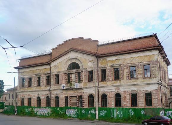 Суми. Палац Харитоненка. 1914 р.