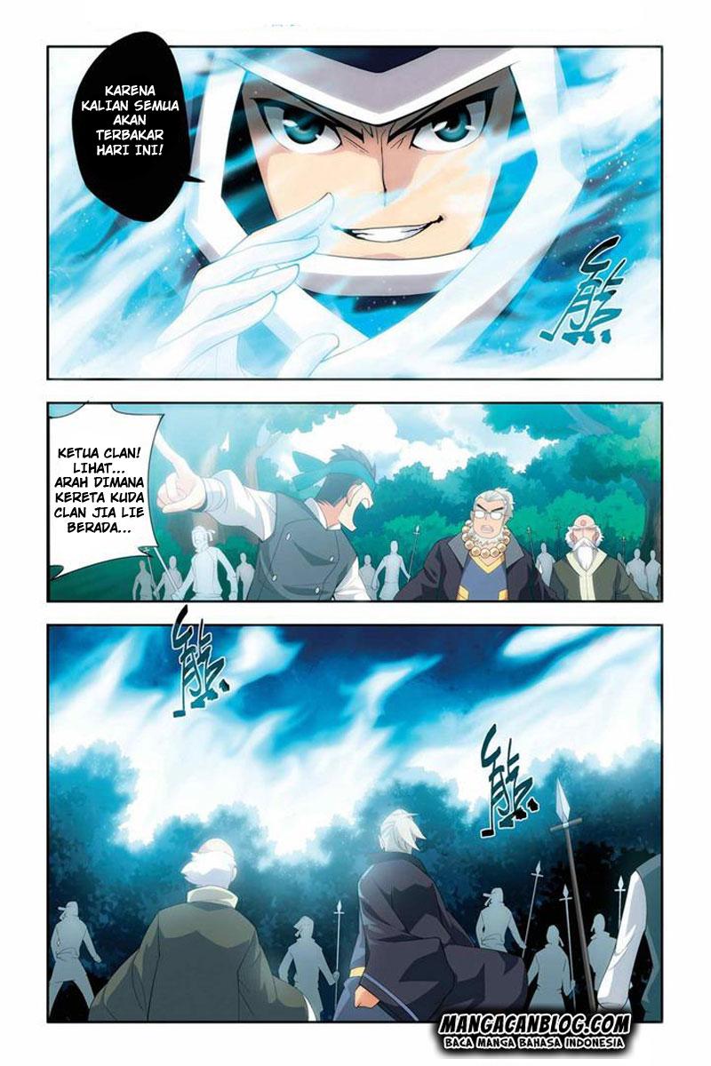 Battle Through Heaven Chapter 18-16