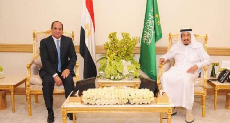 السيسي يختار اسم الجسر الذي أعلنه الملك سلمان بين مصر والسعودية