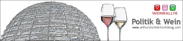 Banner für die Weinrallye #67 | Arthurs Tochter kocht. Der Blog für Food, Wine, Travel & Love