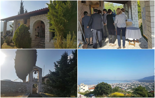 Θεσπρωτία: Πιστοί στο ραντεβού τους οι Λαδοχωρίτες με τον Άι Γιώργη (+ΦΩΤΟ)