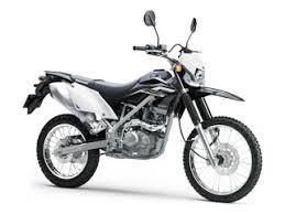 Kawasaki Klx G Hitam