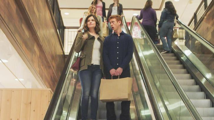 Life In Pieces - Episode 3.06 - Waffle Permission Kidless Boyfriend - Press Release