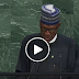 VIDEO:  What Buhari told world leaders at UN General Assembly