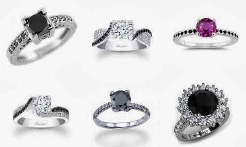 Black Diamond Engagement Rings Meaning ~ Diamond Engagement