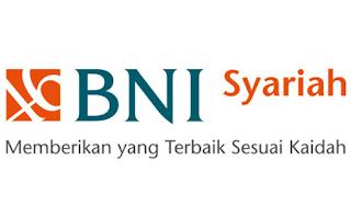 Informasi Lowongan kerja Rekrutmen bank BNI Syariah 2019