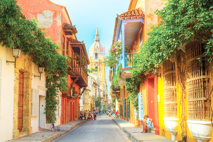 Top 10 Vibrant Cities in South America - Cartagena, Colombia