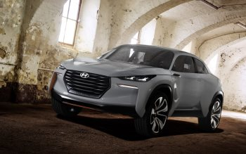 Wallpaper: Intrado Concept by Hyundai