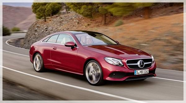 2018 Mercedes-Benz E-Class Coupe Redesign Exterior Interior Safety Review