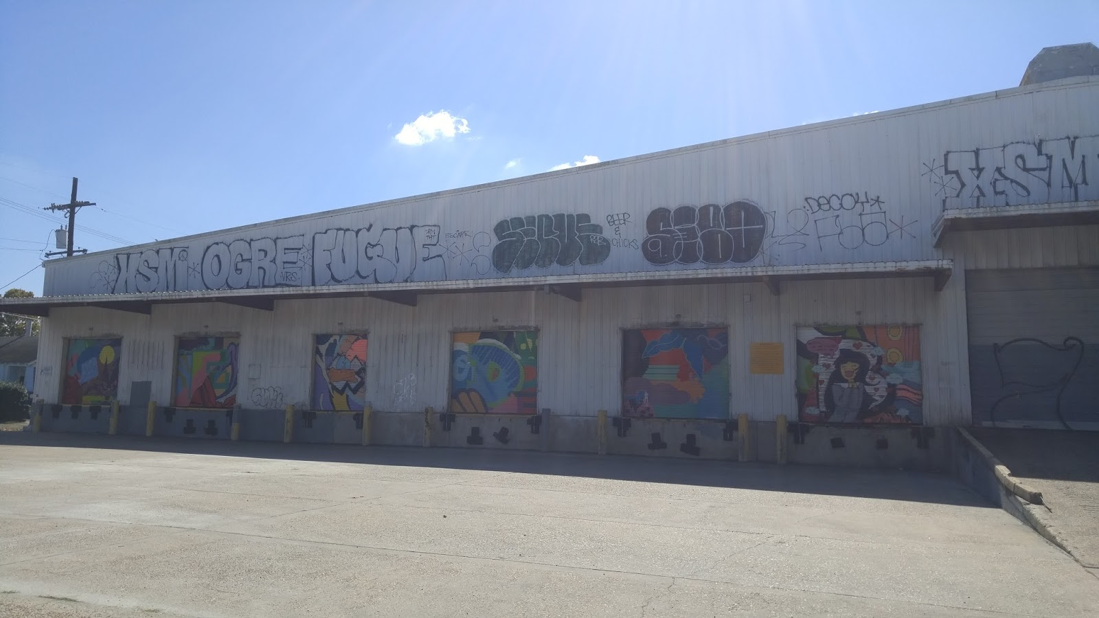 New Orleans street art