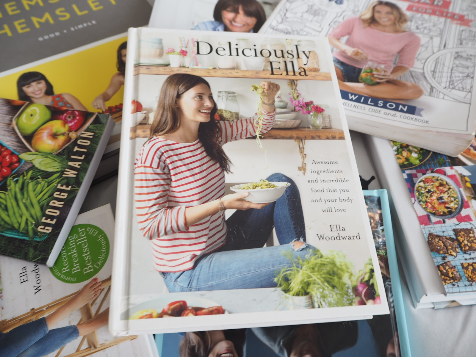 Healthy Eating Cook Books