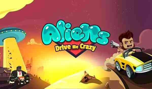 Description: Free Download Aliens Drive Me Crazy ...
