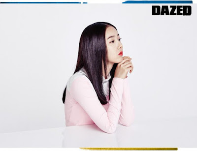 GFriend - Dazed & Confused April 2016