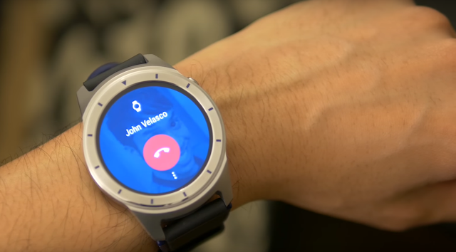 ZTE Quartz smartwatch quality and affordable Android Wear 2.0 smartwatch