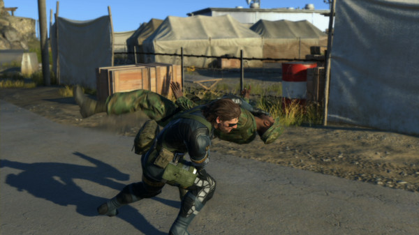 Metal Gear Solid V Ground Zeroes PC Setup