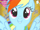 My Little Pony Rainbow Dash Series 2 Trading Card
