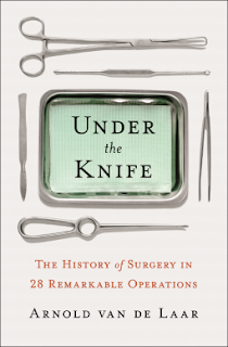 Under the Knife by Arnold Van De Laar book cover
