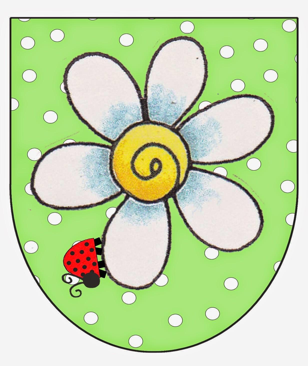 Dulce Mariquita: Banderines para Imprimir Gratis. | Ideas y material ...