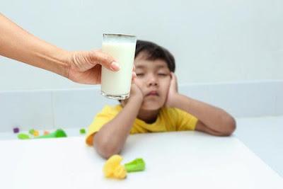 Ciri dan Gejala Anak dan Remaja  Kekurangan Kalsium