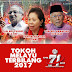 UMNO Nobat Hanafiah, Yussof, Napsiah Tokoh Melayu Terbilang 2017