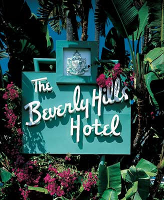 An ode to the Pink Palace…The Beverly Hills Hotel