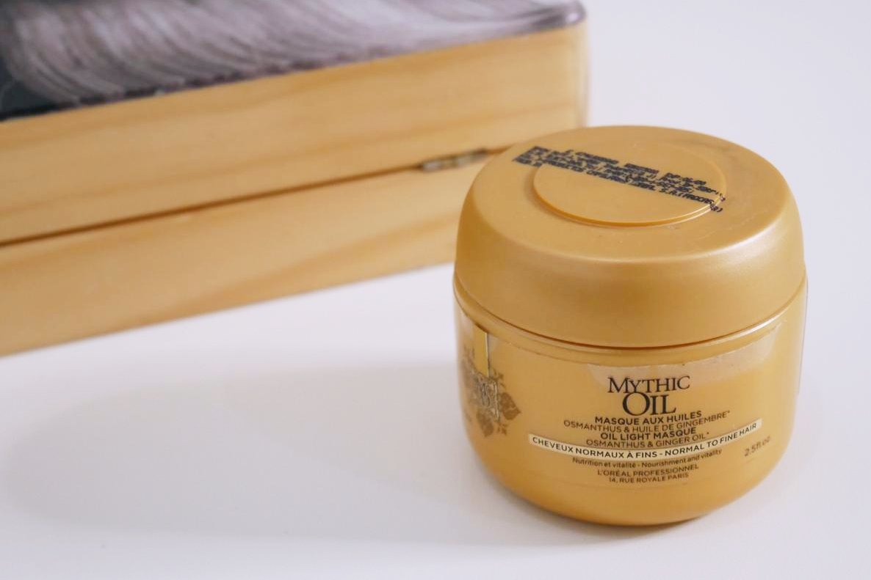 Seberapa Penting Sih Pakai Masker Rambut Review L Oreal Professionnel Mythic Oil Mask Normal To Fine Hair C