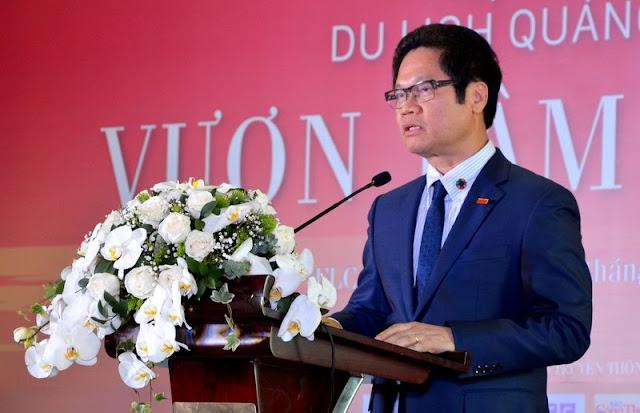 Tiến sĩ Vũ Tiến Lộc, Chủ tịch VCCI phát biểu tại hội thảo